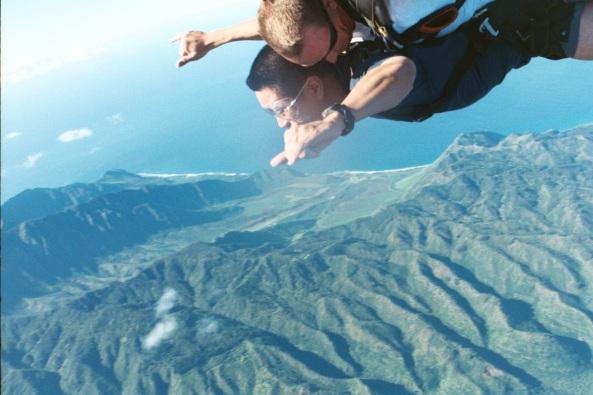 夏威夷的旅游
