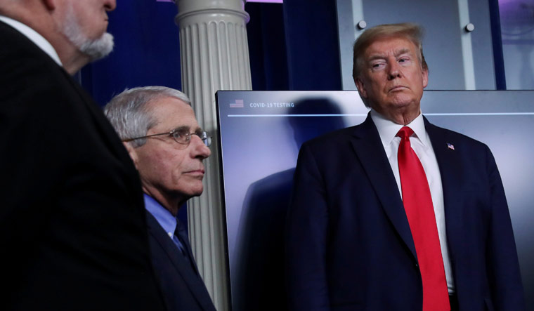 anthony-fauci-trump-USA-reuters